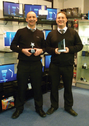 Steve York and Steve Upton - Baileys of Verwood