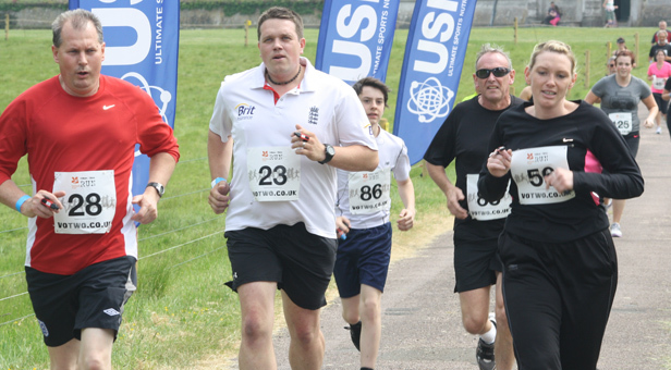Running Festival at Kingston Lacy