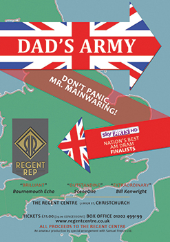 Dads Army performed by the Regent Rep