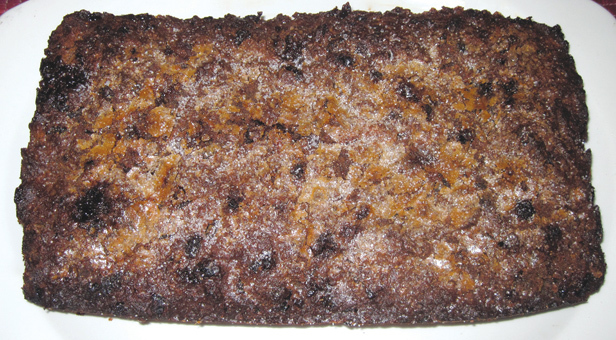 Diamond Bread Pudding