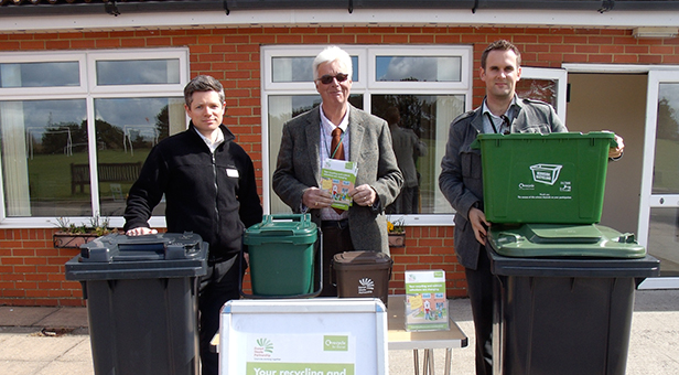 East Dorset District Council waste collections