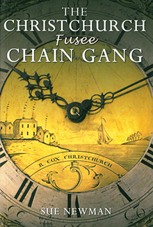 The Christchurch Fusee Chain Gang front cover