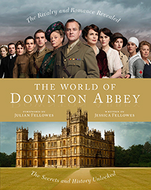 The World Of Downton Abbey front cover