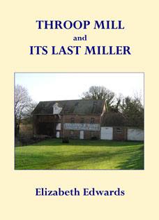 Throop Mill and Its Last Miller front cover