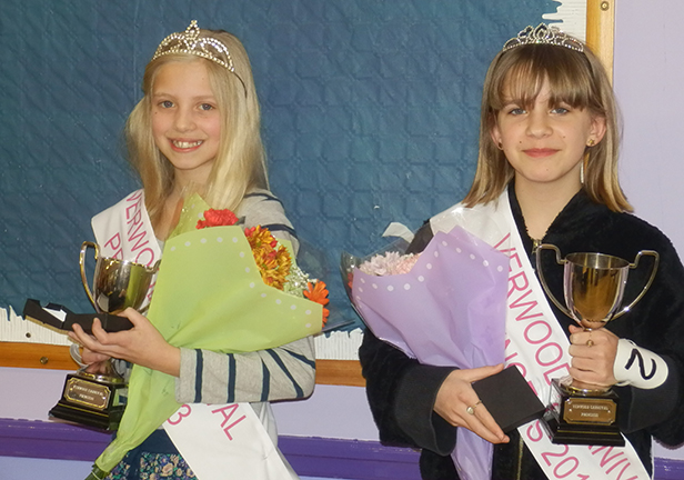 Verwood Carnival Princesses