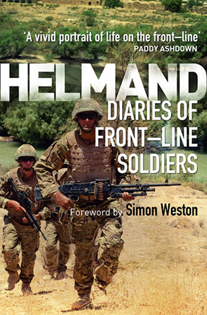 Diaries of front-line soldiers front cover