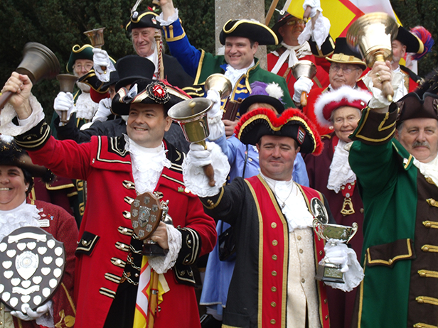 Dorset Town Criers