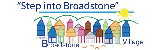 Step into Broadstone logo