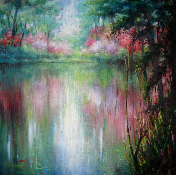 Exbury by Linda Patterson
