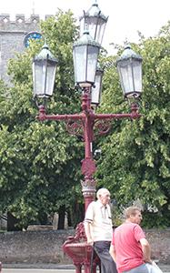 Jubilee Lamp landmark