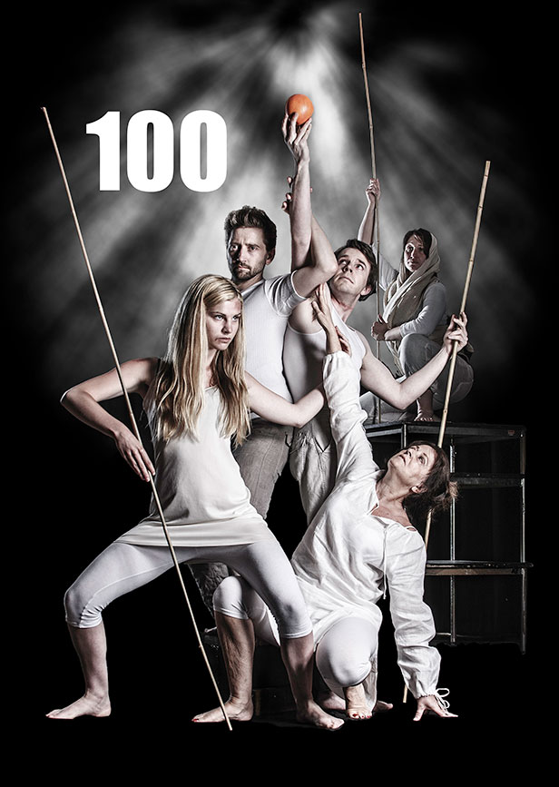 100 poster