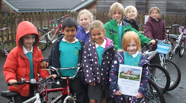 Bikes-to-School