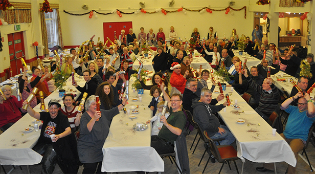 Cherry Tree Christmas party
