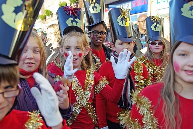 Broadstone Parade