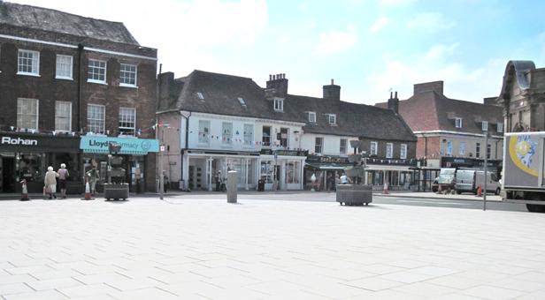 Wimborne-Square