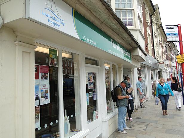 Blandford Hospice Shop
