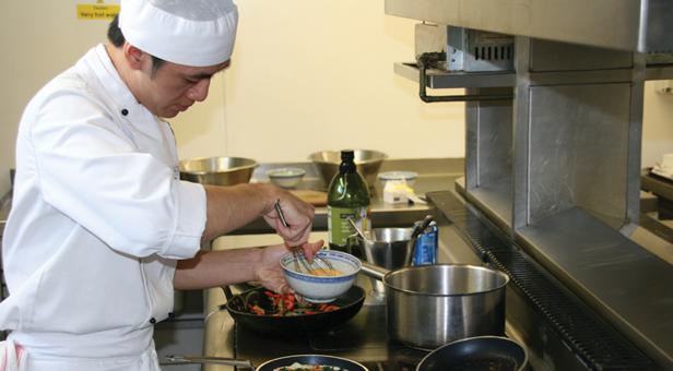 pang cooking