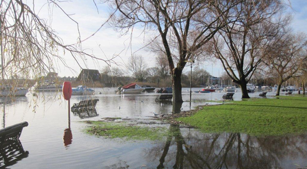 Christchurch-Floods