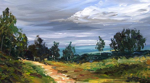 Broadstone Heath © Gill Faraway
