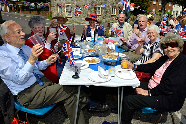 Previous Big Lunch in Dorset