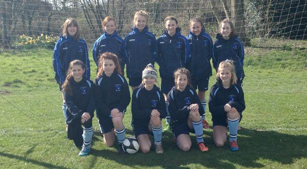 Merley Cobham Girls' Youth Football Club