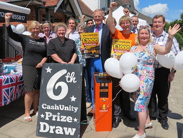 6th CashUnity Draw