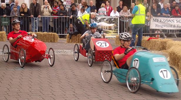 Pedal Car Grand Prix