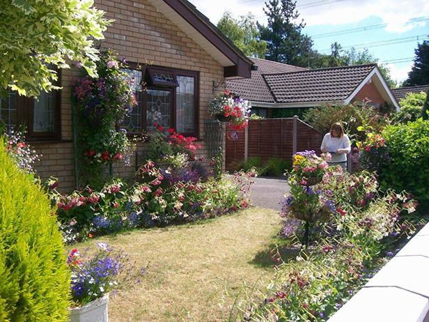 Best front garden