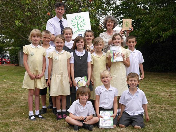 Merley First School Environment Award