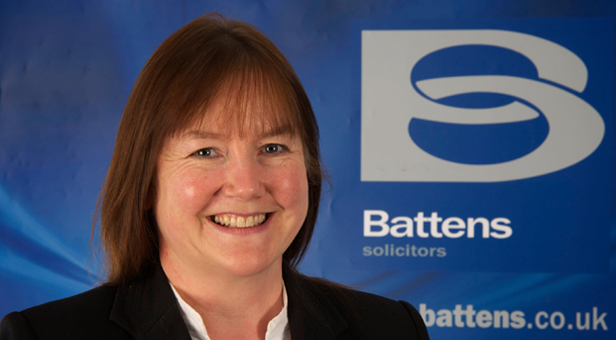 Jacqui Swann, Battens Solicitors