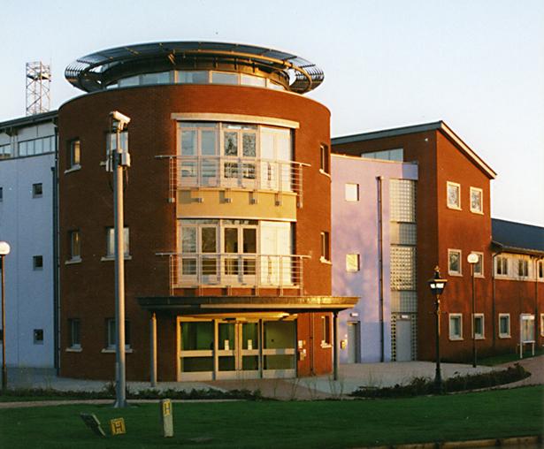 Ferndown Divisional Police HQ