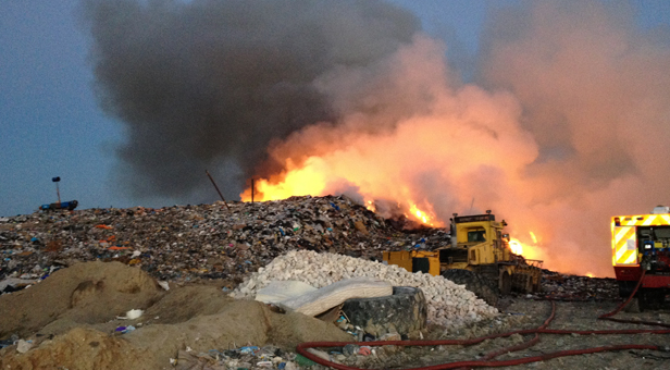 © Dorset Fire and Rescue Service.
