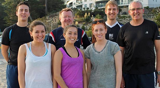 Ellis Jones' team