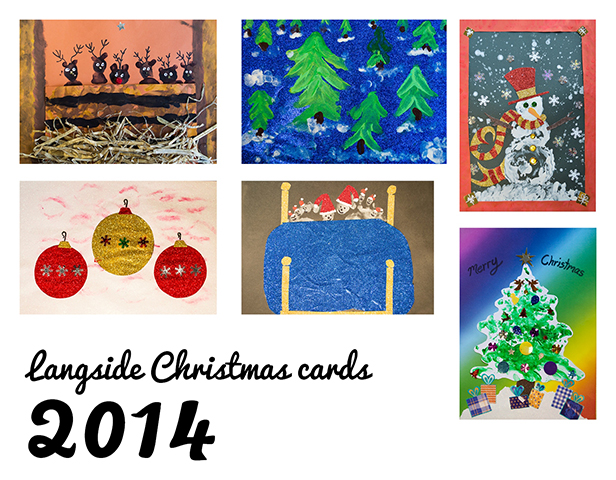 Diverse Abilities Christmas Cards 2014