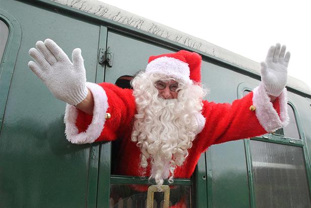 Previous Santa Specials