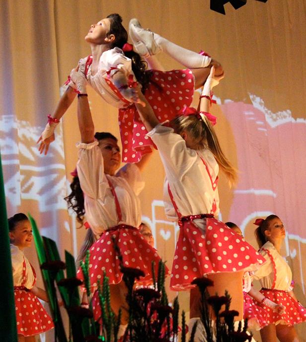 AK Dancers