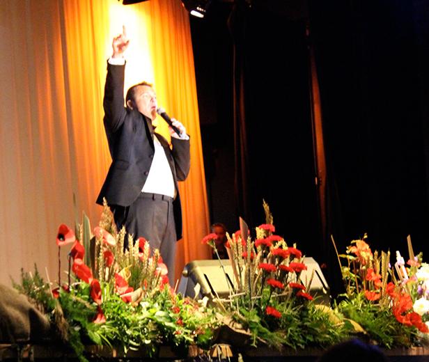 MC Dave Fitzgerald