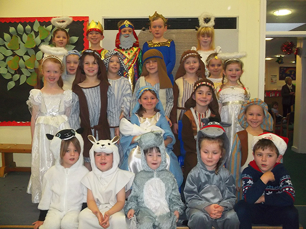 Hillside Key Stage 1 Nativity