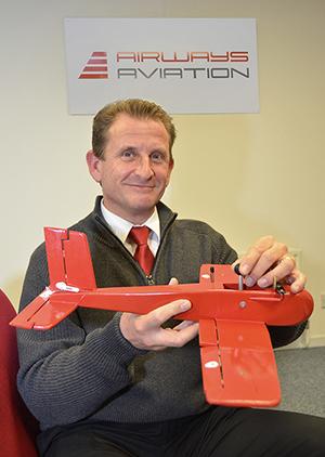 Airways Aviation Ian Brookes