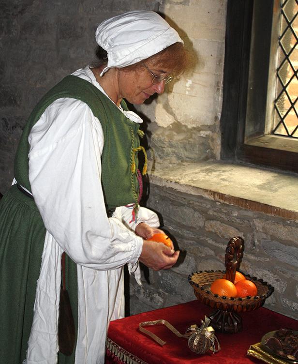 Scaplens Court Tudor