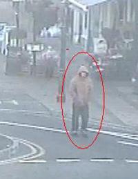 Robbery Michelgrove Road Bournemouth cctv