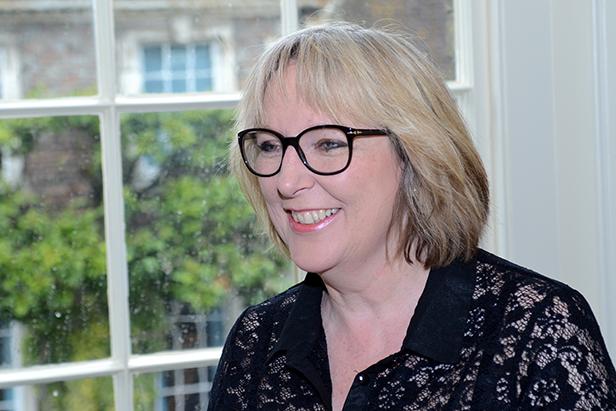 Katharine Jones, Dorset Law Society new president