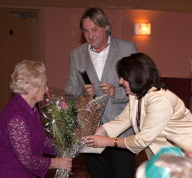 Pat Cooling, Christchurch 20 year award
