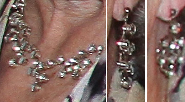 Images of some of the stolen jewellery