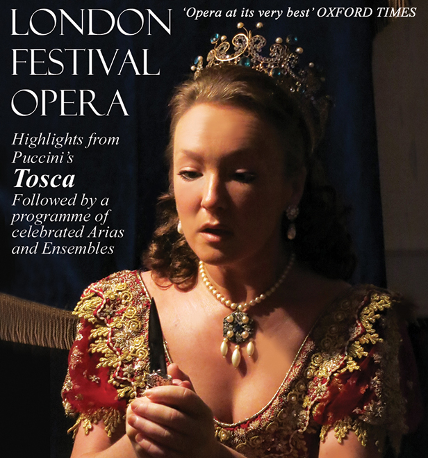 Highlights of Puccini's Tosca