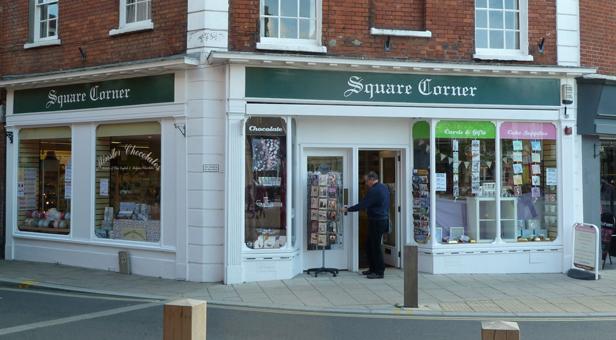 The-Square-Corner