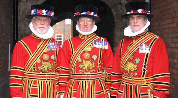 Yeoman of the Queen's Bodyguards
