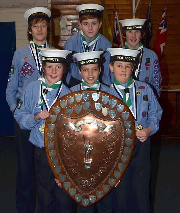 10th Christchurch (Mudeford) Sea Scouts