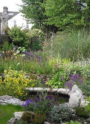Previous winning garden