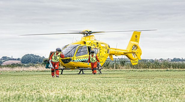 Dorset & Somerset Air Ambulance